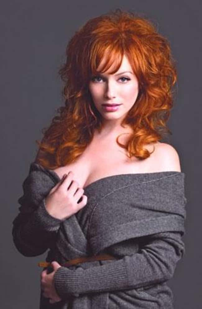 Christina Hendricks Needed A K is listed (or ranked) 21 on the list 38 Sexiest Christina Hendricks Pictures