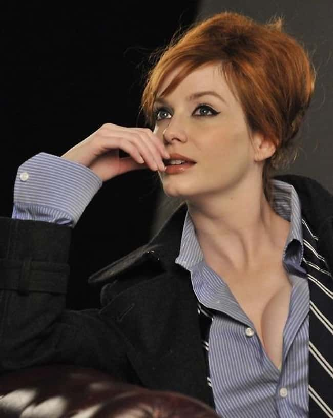 Christina Hendricks Wonders Wh is listed (or ranked) 26 on the list 38 Sexiest Christina Hendricks Pictures