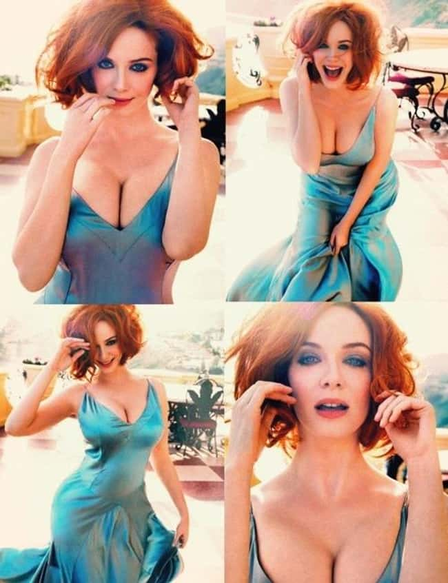 Christina Hendricks Finds A Ra is listed (or ranked) 6 on the list 38 Sexiest Christina Hendricks Pictures