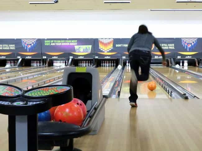 Strike This From The Rec... is listed (or ranked) 6 on the list The Funniest Bowling Jokes