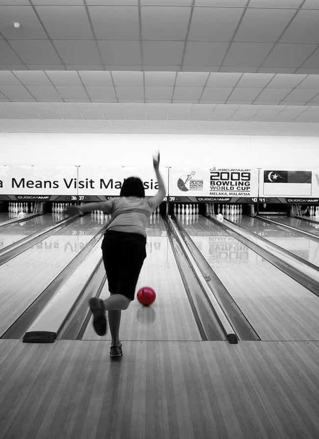 The 4 ups in Bowls is listed (or ranked) 7 on the list The Funniest Bowling Jokes