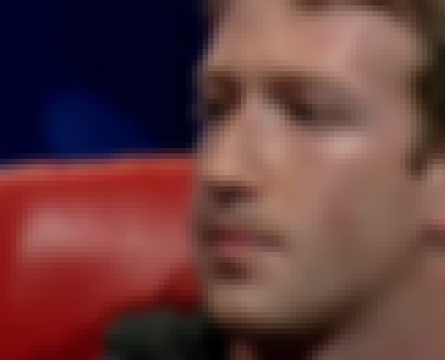 Zuckerberg Sweats Privacy Ques... is listed (or ranked) 3 on the list The 8 Most Awkward Mark Zuckerberg Moments
