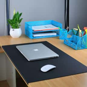 Desk Pad is listed (or ranked) 11 on the list Types of Tables