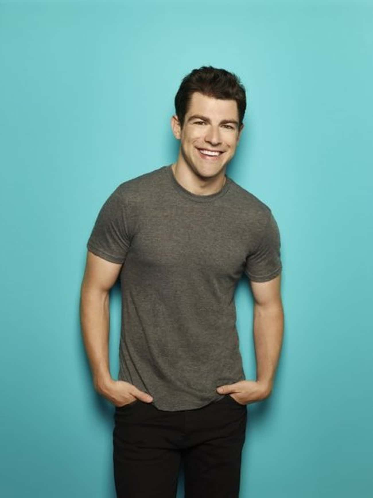 Max Greenfield in Cotton Shirt is listed (or ranked) 1 on the list Hot Max Greenfield Photos