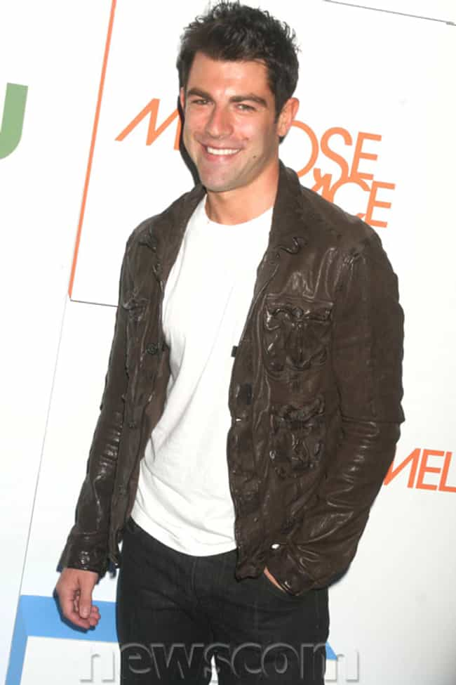 Max Greenfield in Diesel... is listed (or ranked) 6 on the list Hot Max Greenfield Photos
