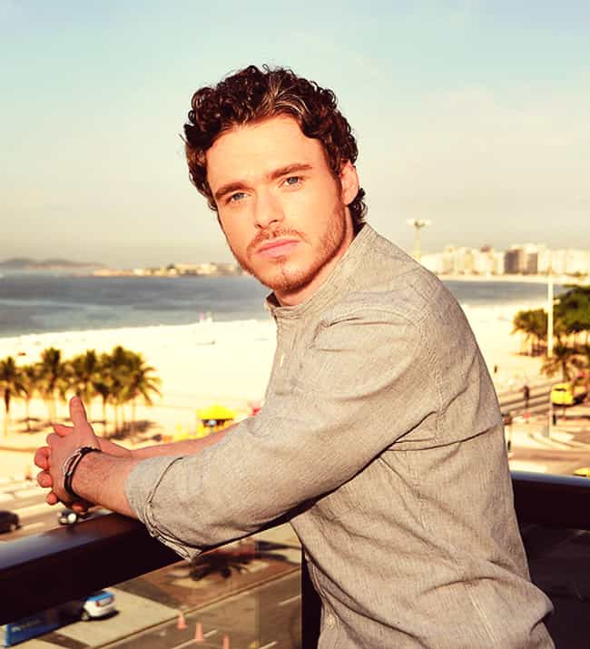 Richard Madden in Hilfinger Lo... is listed (or ranked) 2 on the list Hot Richard Madden Photos