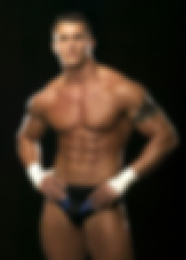 Randy Orton in Black Tribal-Pr... is listed (or ranked) 2 on the list Hot Randy Orton Photos