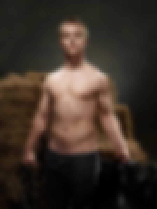Alfie Allen in Topless Pose wi... is listed (or ranked) 6 on the list Hot Alfie Allen Photos
