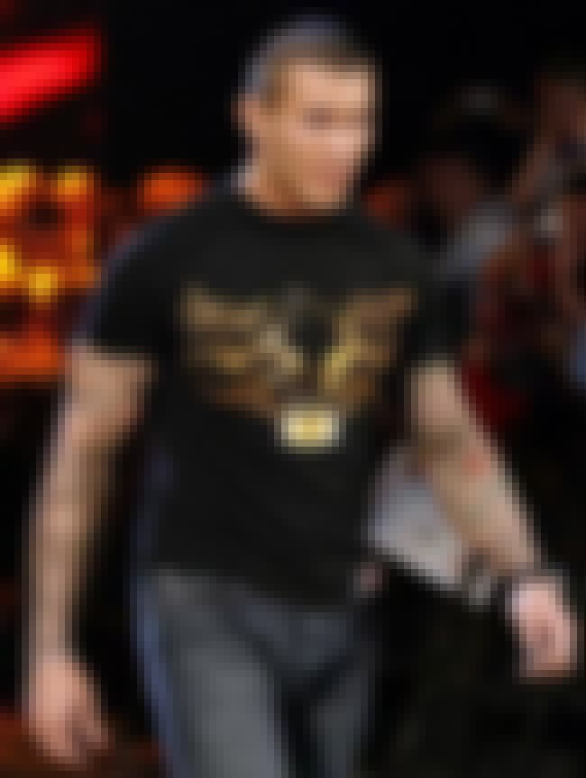 Randy Orton in Black Shirt and... is listed (or ranked) 3 on the list Hot Randy Orton Photos