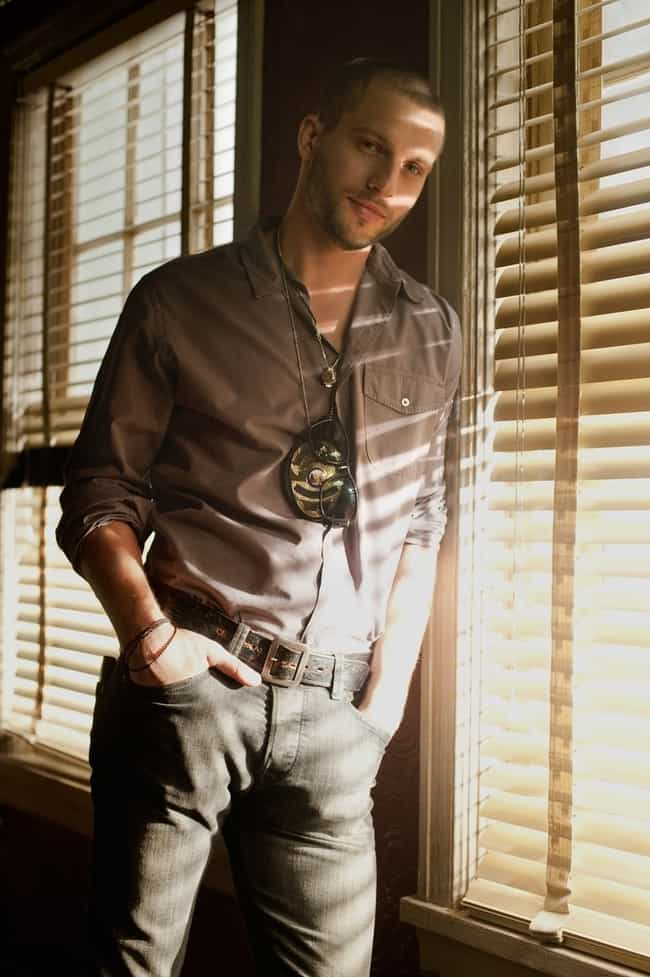 Logan Marshall-Green in Long S... is listed (or ranked) 4 on the list Hot Logan Marshall-Green Photos