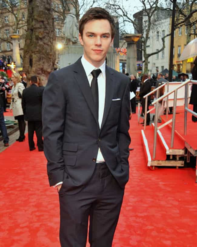 Nicholas Hoult in 2 Button Ell... is listed (or ranked) 2 on the list Hot Nicholas Hoult Photos