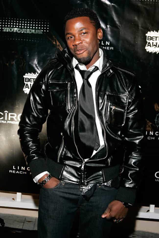 Derek Luke in Shiny Leather Ja... is listed (or ranked) 2 on the list Hot Derek Luke Photos