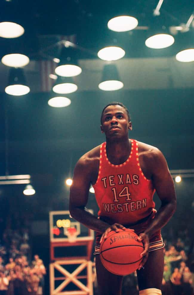 Derek Luke in Texas Western Je... is listed (or ranked) 1 on the list Hot Derek Luke Photos