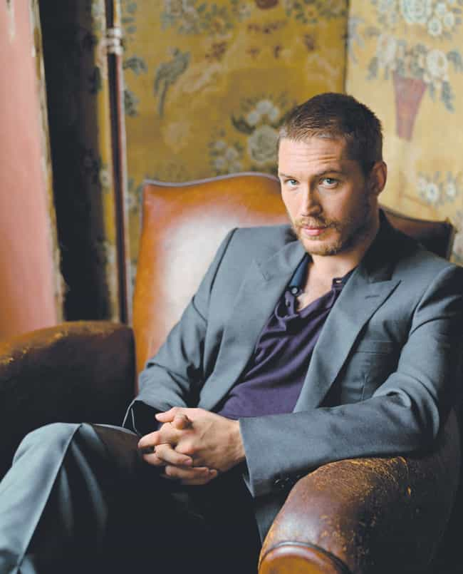 Tom Hardy in Flat Front Charco... is listed (or ranked) 4 on the list Hot Tom Hardy Photos