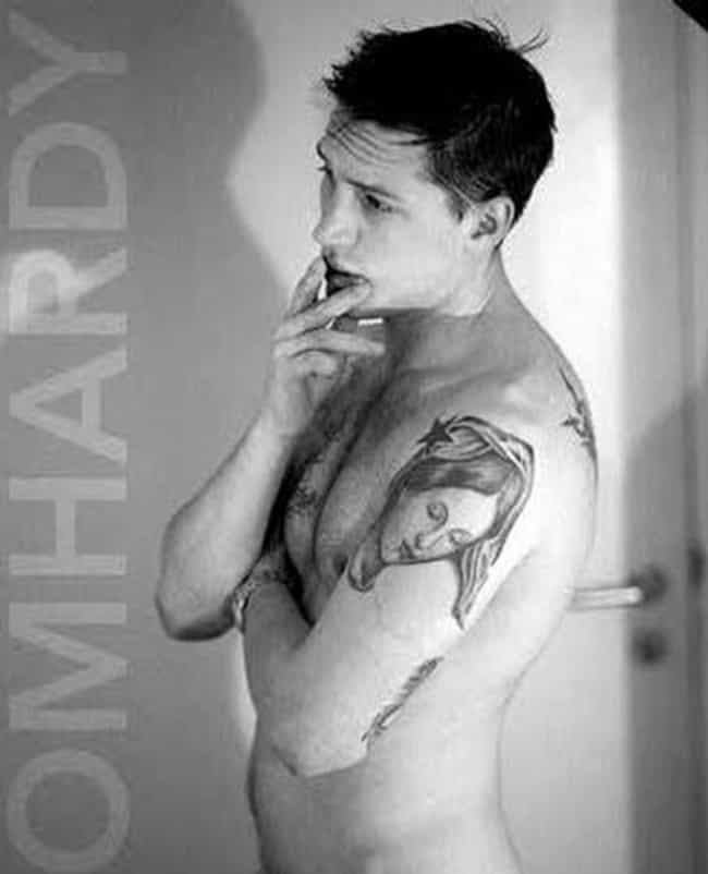 Tom Hardy in Nude Pose with Bo... is listed (or ranked) 3 on the list Hot Tom Hardy Photos