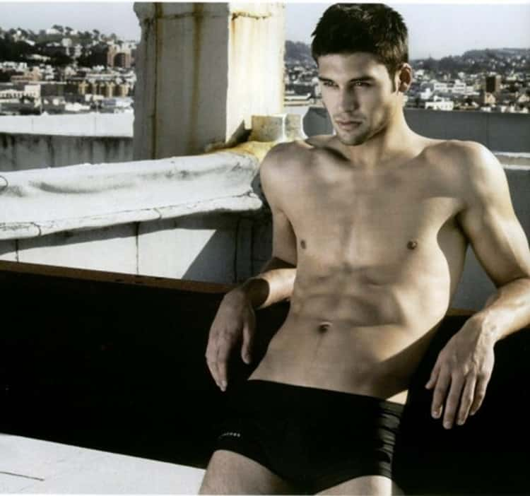 Ryan Guzman in High Cut Underwear