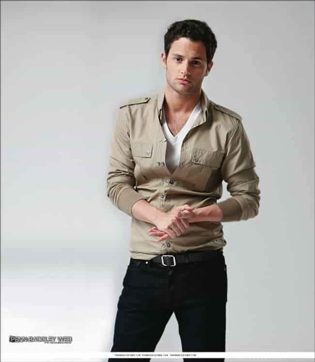 Penn Badgley in Double B... is listed (or ranked) 4 on the list Hot Penn Badgley Photos