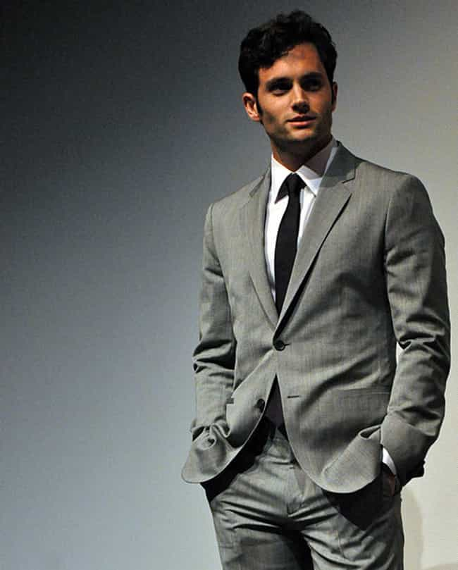 Penn Badgley in 2 Button... is listed (or ranked) 1 on the list Hot Penn Badgley Photos
