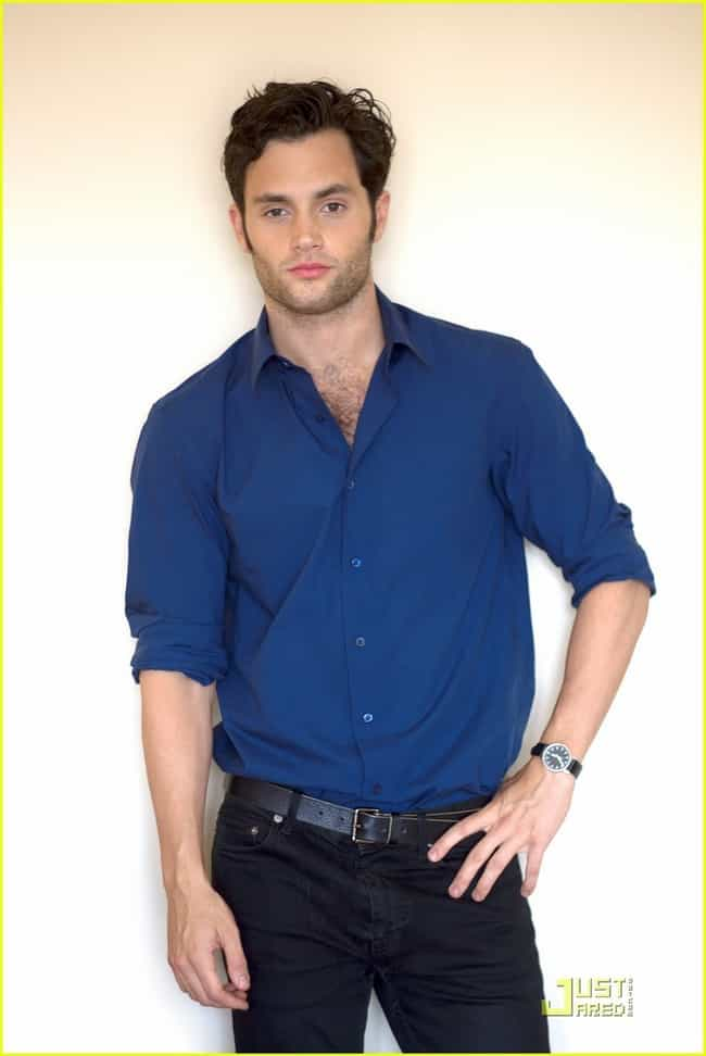 Penn Badgley in Blue Pol... is listed (or ranked) 2 on the list Hot Penn Badgley Photos