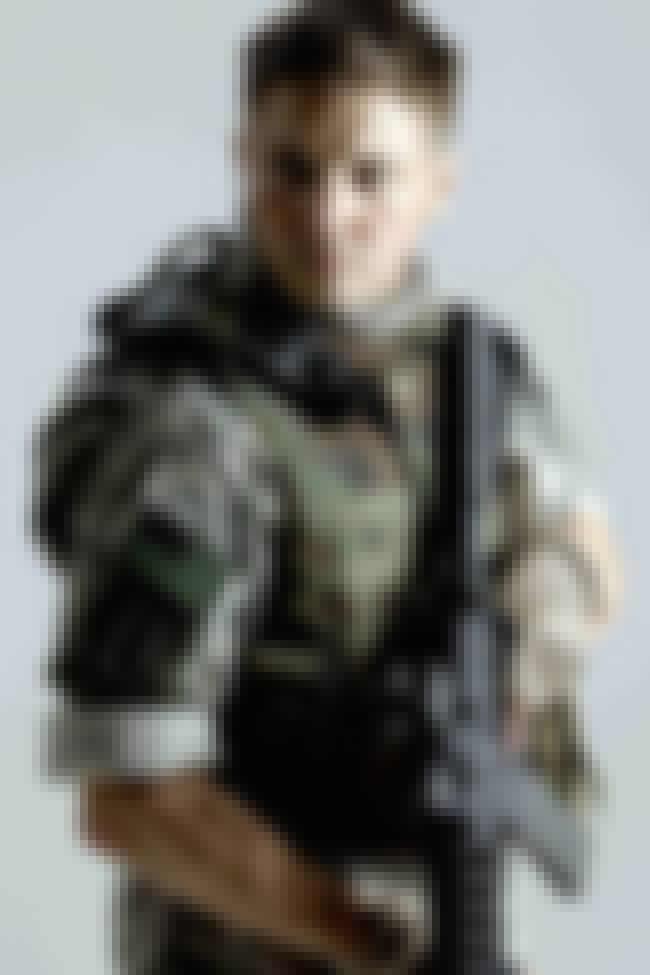 Jeremy Renner in Military Camo... is listed (or ranked) 4 on the list Hot Jeremy Renner Photos