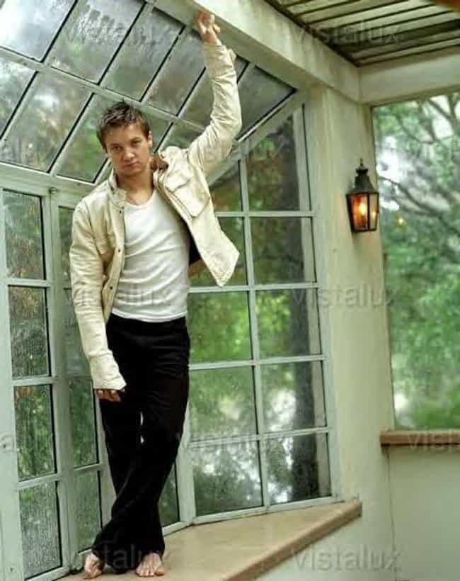 Jeremy Renner in Dirty W... is listed (or ranked) 6 on the list Hot Jeremy Renner Photos