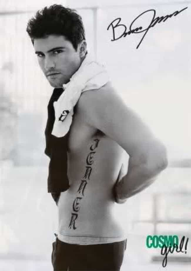 Brody Jenner in White Shirt wi... is listed (or ranked) 3 on the list Hot Brody Jenner Photos