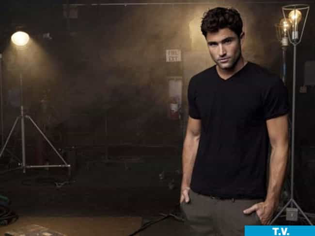 Brody Jenner in V-Neck Bench T... is listed (or ranked) 4 on the list Hot Brody Jenner Photos