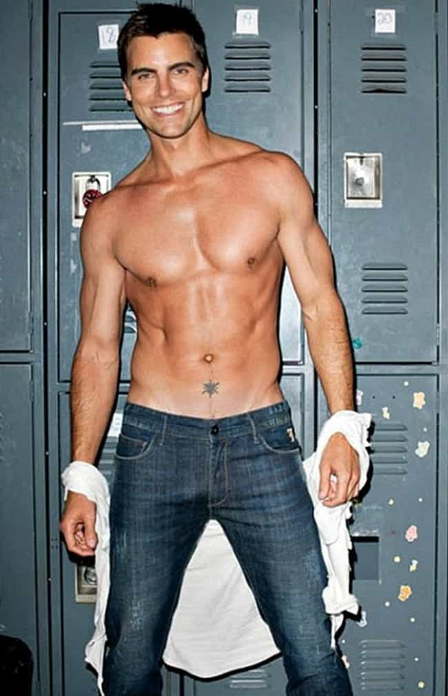 Colin Egglesfield in Shi... is listed (or ranked) 3 on the list Hot Colin Egglesfield Photos