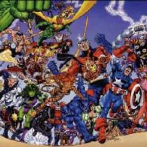 New Avengers is listed (or ranked) 9 on the list The Best Superhero Teams & Groups