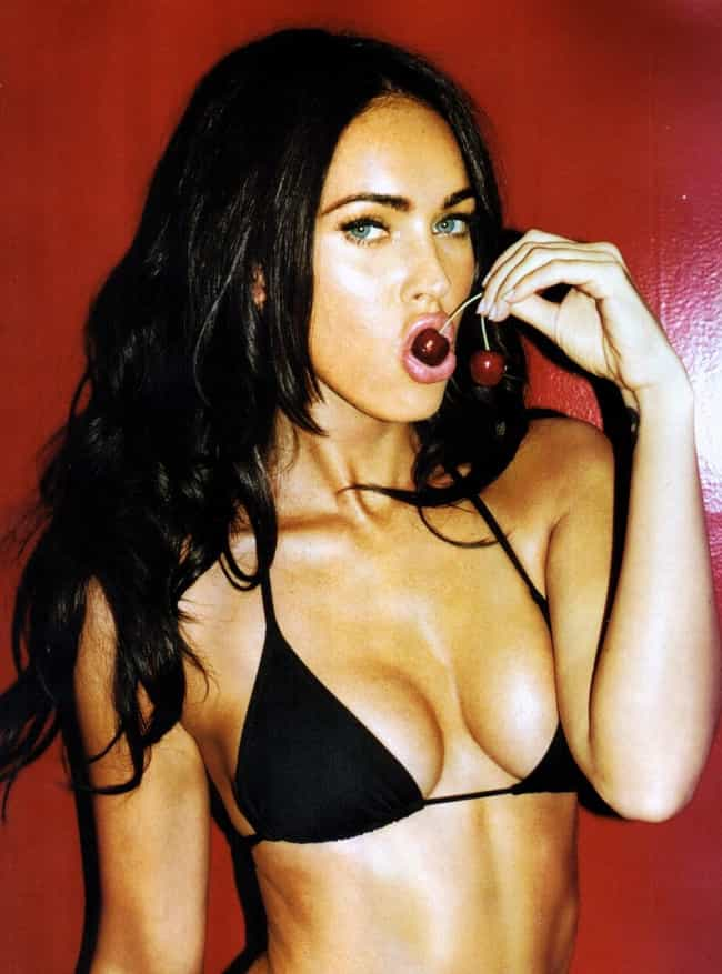 Megan Fox Hanging Out in a Bla... is listed (or ranked) 1 on the list The Hottest Megan Fox Photos