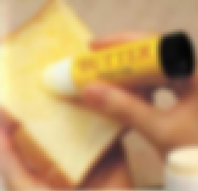 Butter Stick Type is listed (or ranked) 5 on the list Useless Inventions