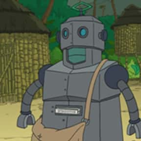 Cartridge Unit is listed (or ranked) 19 on the list The Funniest Robots of Futurama