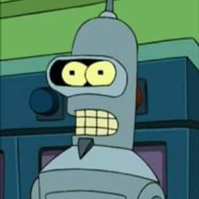 Flexo is listed (or ranked) 9 on the list The Funniest Robots of Futurama