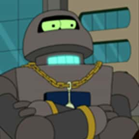 Joey Mousepad is listed (or ranked) 12 on the list The Funniest Robots of Futurama