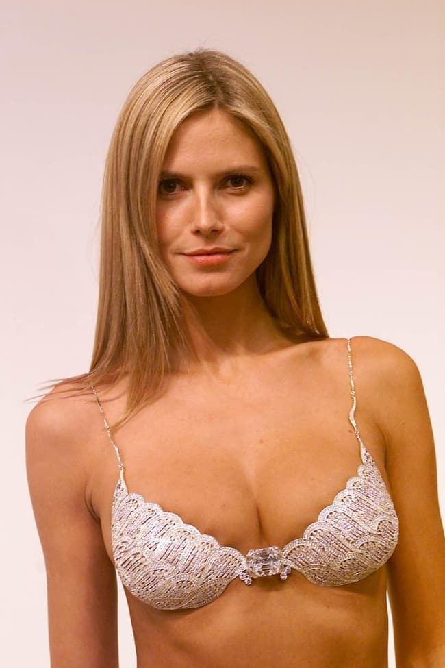 Heidi Klum Is The Hottest Ghos Is Listed Or Ranked 15