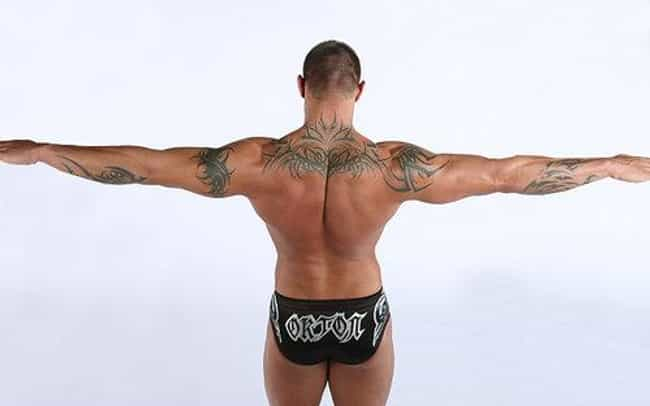 Randy Orton from Behind ... is listed (or ranked) 4 on the list Hot Randy Orton Photos