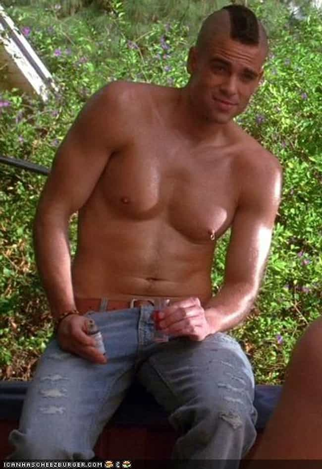 Mark Salling in Shirtless with... is listed (or ranked) 1 on the list Hot Mark Salling Photos