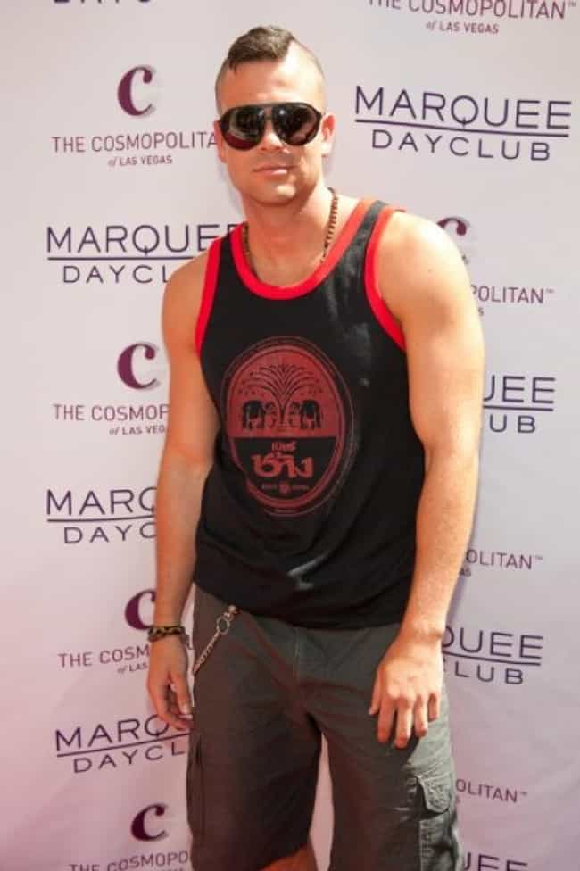 Mark Salling in Printed Vest T... is listed (or ranked) 2 on the list Hot Mark Salling Photos