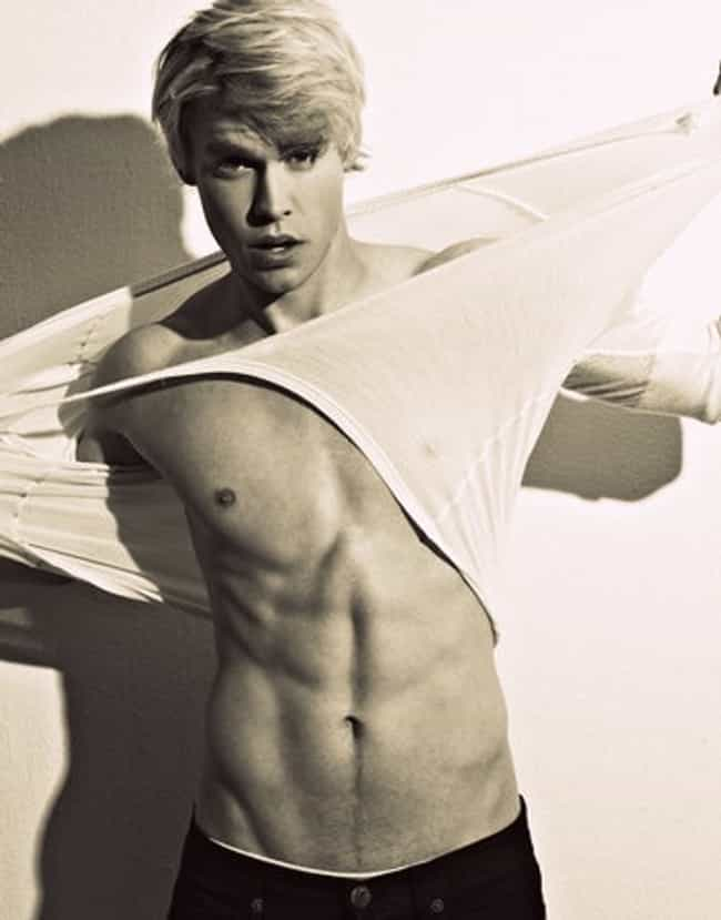 Chord Overstreet in White Tier... is listed (or ranked) 1 on the list Hot Chord Overstreet Photos