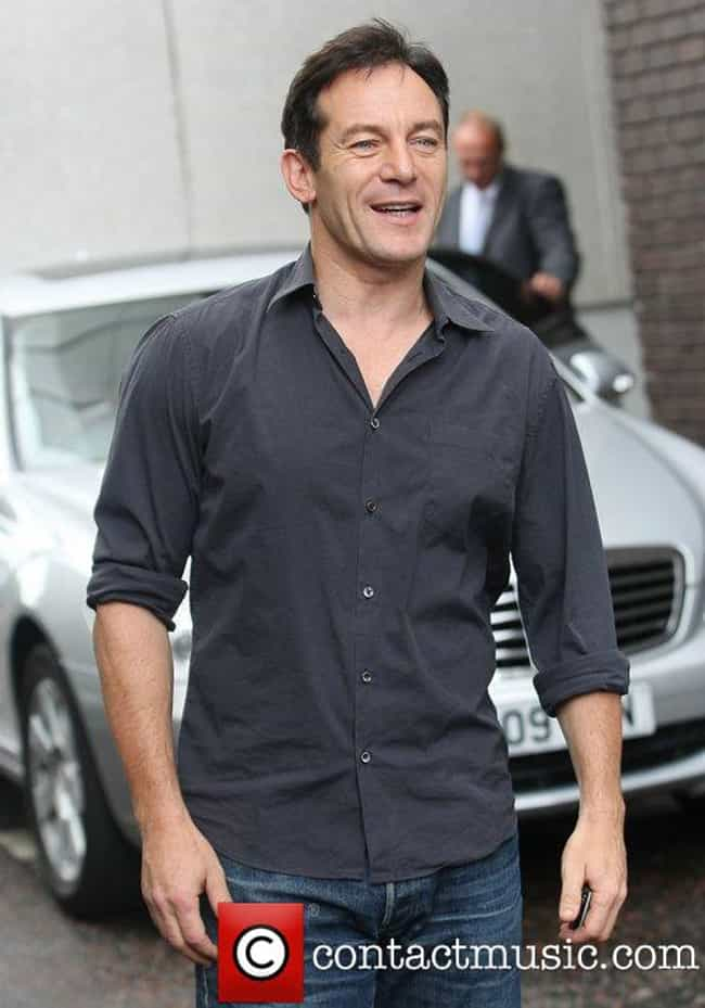 Jason Isaacs in Black Si... is listed (or ranked) 1 on the list Hot Jason Isaacs Photos