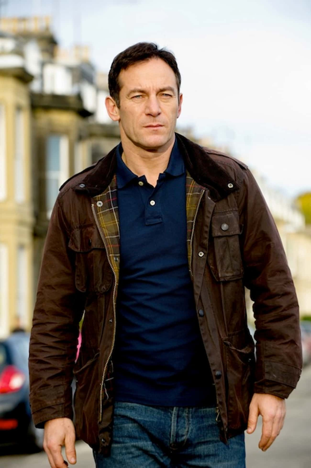 Jason Isaacs in Superdry Check is listed (or ranked) 3 on the list Hot Jason Isaacs Photos