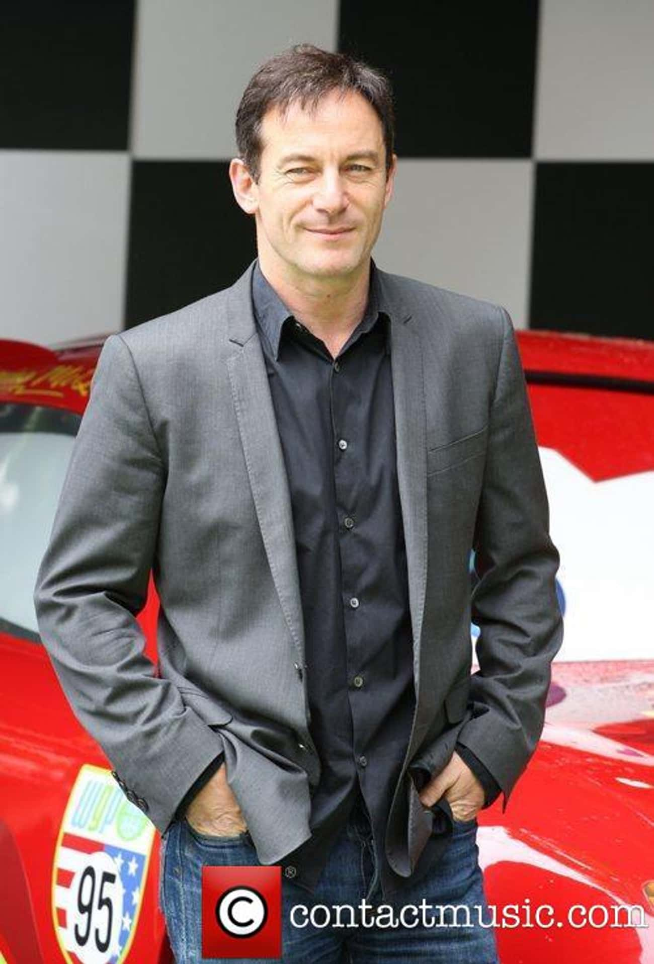 Jason Isaacs in Gray Collarles is listed (or ranked) 1 on the list Hot Jason Isaacs Photos
