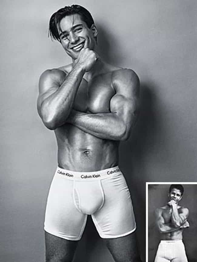 Mario Lopez in Calvin Kl... is listed (or ranked) 1 on the list Hot Mario Lopez Photos