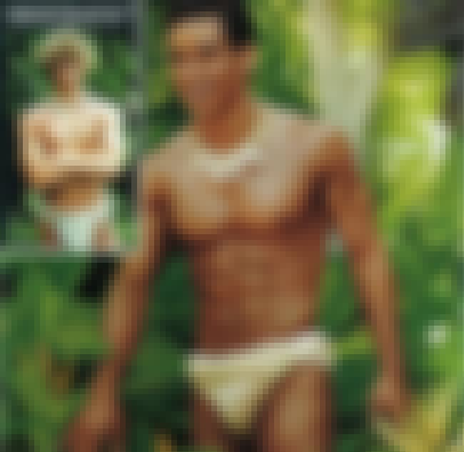Mario Lopez in Lagoon Tribe Ou... is listed (or ranked) 8 on the list Hot Mario Lopez Photos