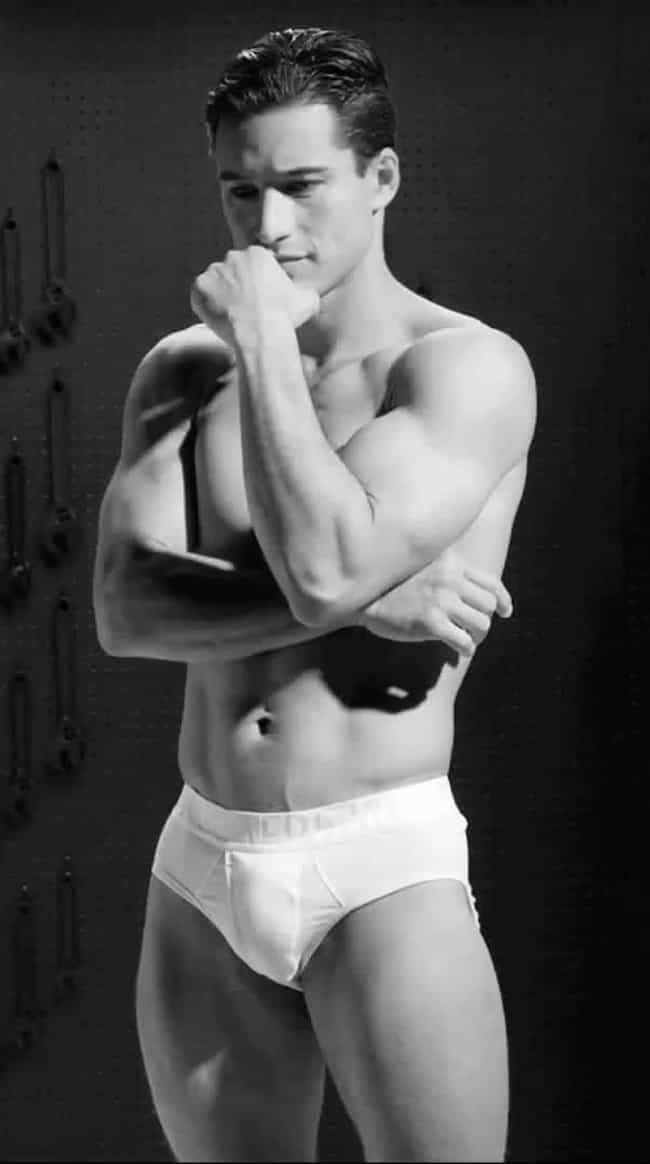 Mario Lopez in Low Waist Under... is listed (or ranked) 3 on the list Hot Mario Lopez Photos