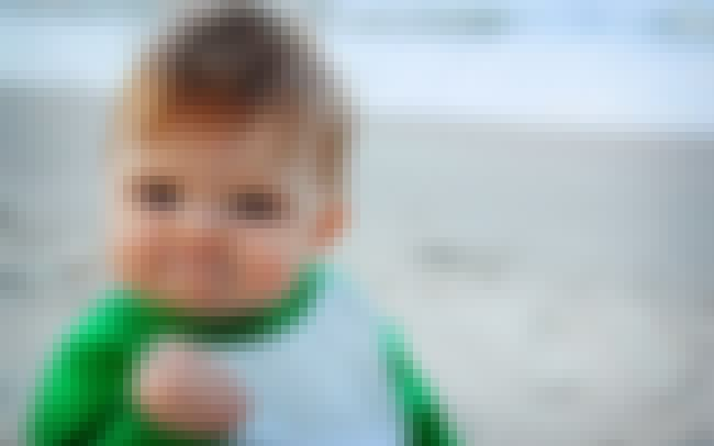 Success Kid is listed (or ranked) 4 on the list The 20 Greatest Babies in Internet History