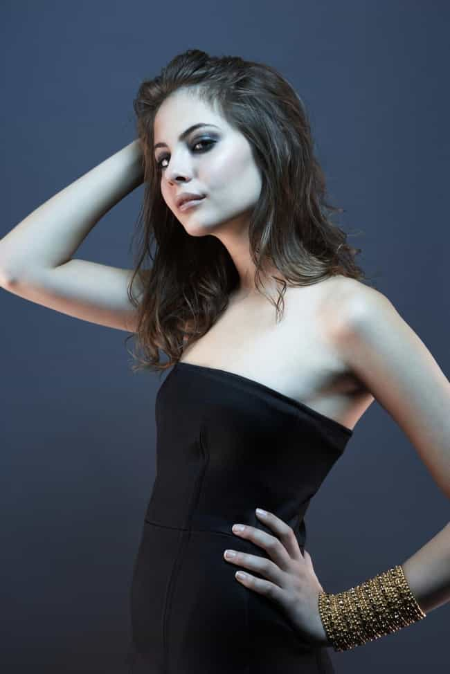 Willa Holland in Black Tube Dr... is listed (or ranked) 2 on the list The Most Stunning Willa Holland Photos