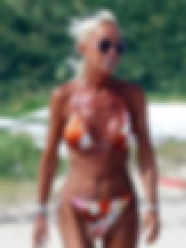 Donatella Versace In A Bikini is listed (or ranked) 3 on the list Man, I Didn't Need To See That!