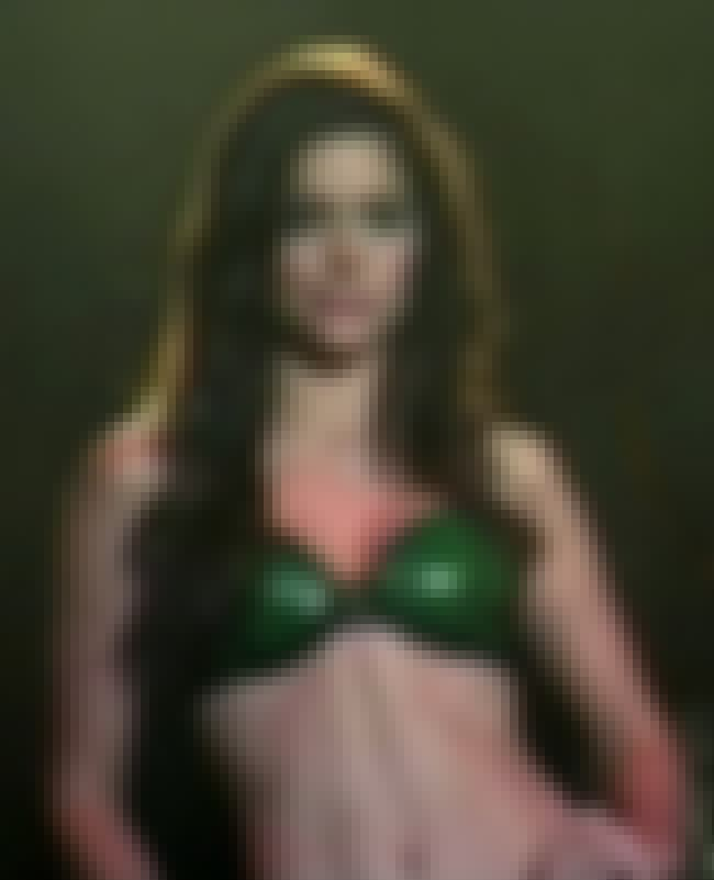 Janet Montgomery in Green Leat... is listed (or ranked) 2 on the list Hottest Janet Montgomery Photos