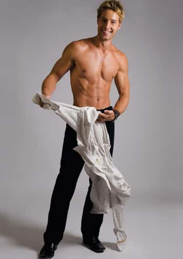 Justin Hartley in Shirtless wi is listed (or ranked) 1 on the list Hot Justin Hartley Photos